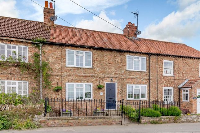 Thumbnail 4 bed terraced house for sale in Brandsby Street, Crayke, York