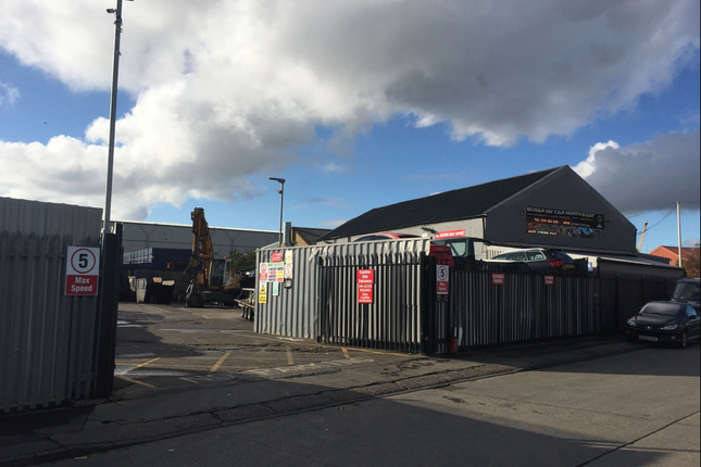 Thumbnail Industrial to let in Mitre Place, South Shields