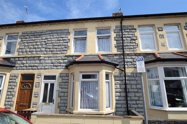 Thumbnail Terraced house for sale in Digby Street, Barry