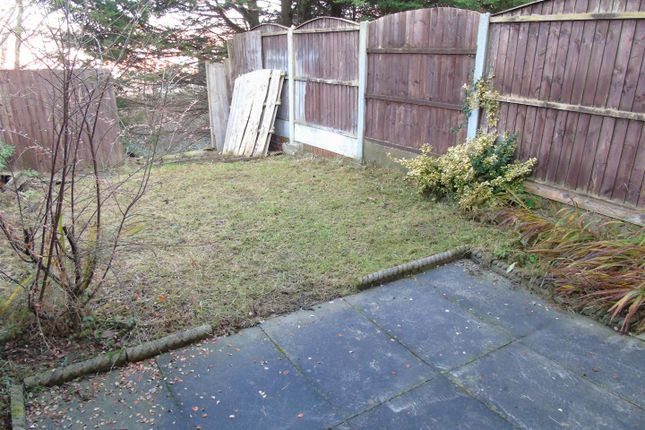 Rear Garden of Longdown Road, Fazakerley, Liverpool L10