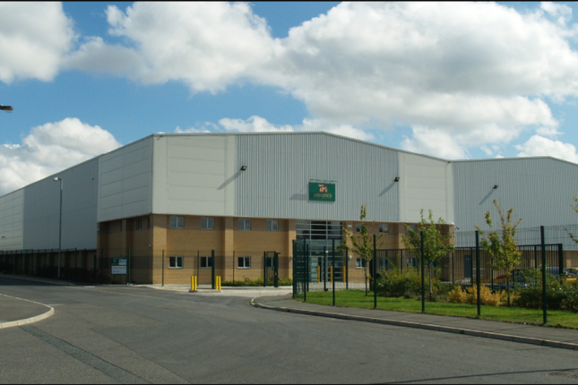 Thumbnail Warehouse to let in Unit 5, Onward Park, Phoenix Avenue, Featherstone