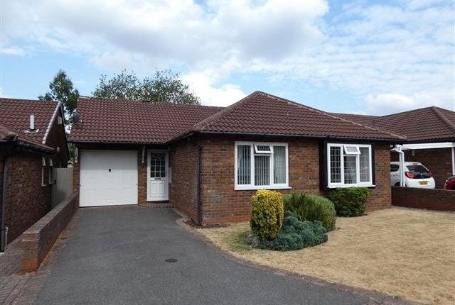 Thumbnail Detached bungalow for sale in Langham Green, Streetly, Sutton Coldfield