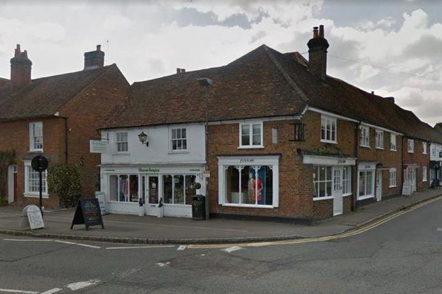 Thumbnail Retail premises to let in 2 Whielden Street, Amersham, Buckinghamshire