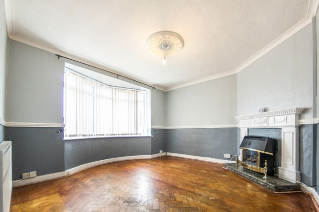 Semi-detached house for sale in Pentregethin Road, Ravenhill, Swansea