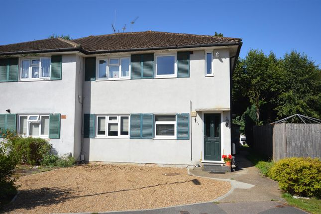 Front of Cheviot Close, Banstead SM7