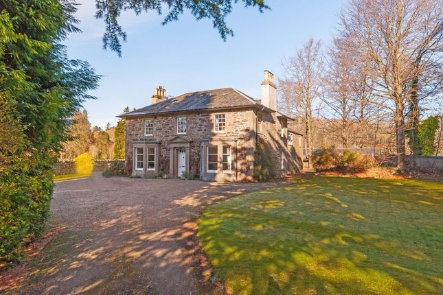 Thumbnail Detached house for sale in Inverbraan, Little Dunkeld, Perthshire