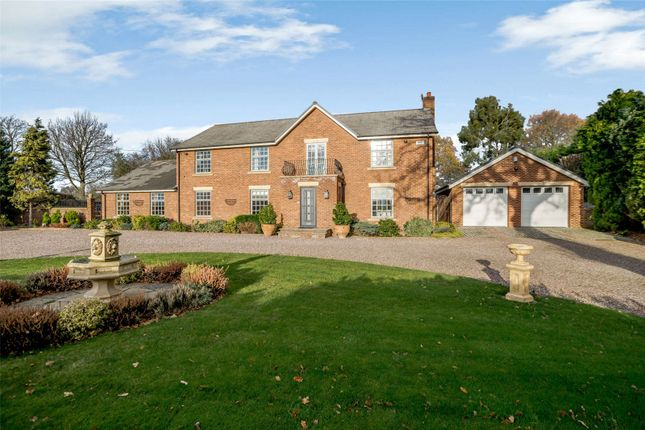 4 bed detached house for sale in Mollington, Chester, Cheshire CH1
