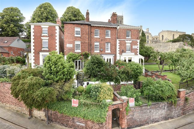 Thumbnail Terraced house for sale in Ventnor Terrace, Lincoln