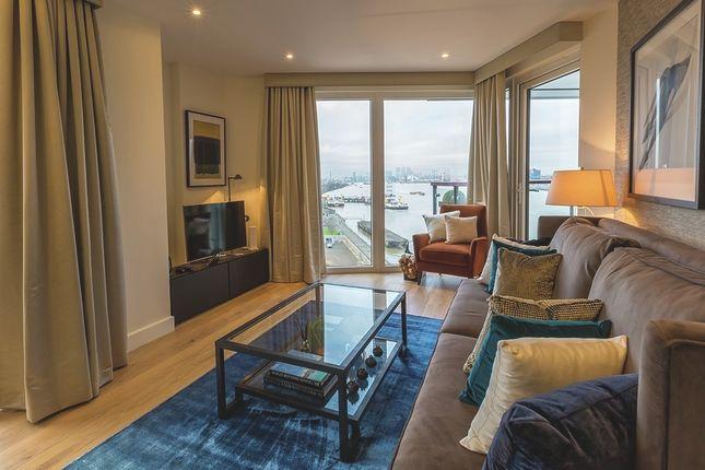 Thumbnail Flat for sale in Waterfront III, Royal Arsenal Riverside, Woolwich, Royal Arsenal Riverside