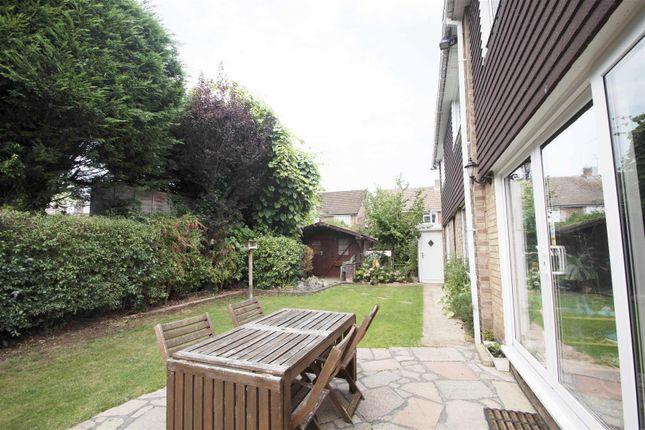 Rear Garden of Bellamy Close, Ickenham UB10