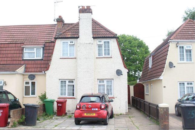 Thumbnail Semi-detached house to rent in Elliman Avenue, Slough, Berkshire