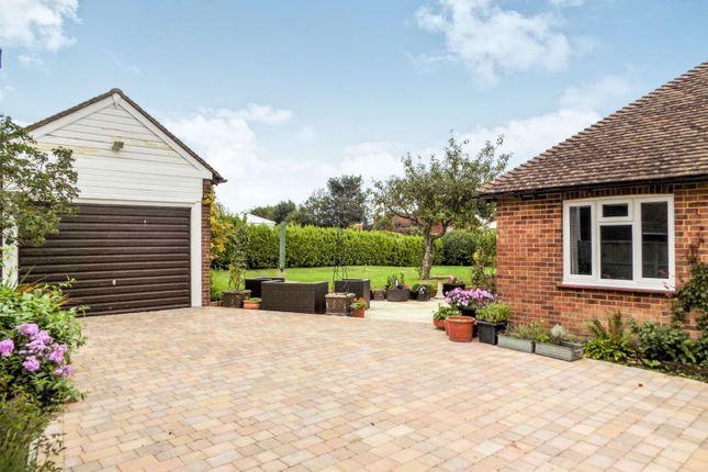 Thumbnail Detached bungalow for sale in Sandy Cross Lane, Heathfield