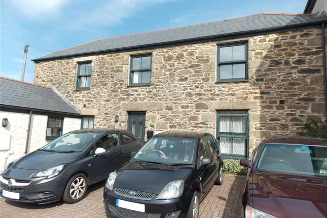 Thumbnail Flat for sale in Wesley Court, Wesley Street, Redruth