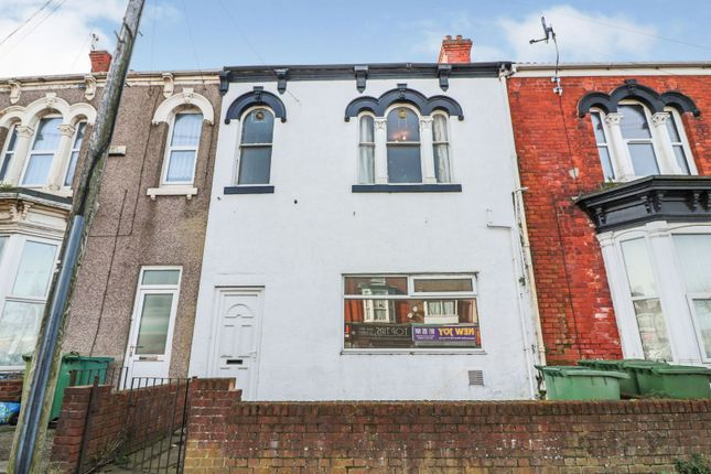 Thumbnail Terraced house for sale in Grimsby Road, Cleethorpes