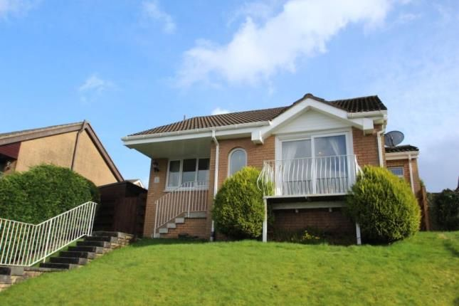 Thumbnail Bungalow for sale in Blair Gardens, Gourock, Inverclyde