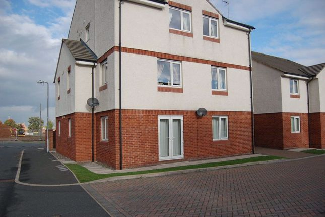 1 bed flat to rent in Argyll Drive, Harraby, Carlisle CA1