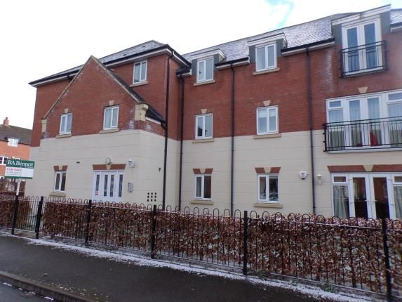 Thumbnail Flat for sale in Betjeman Road, Stratford-Upon-Avon, Warwickshire