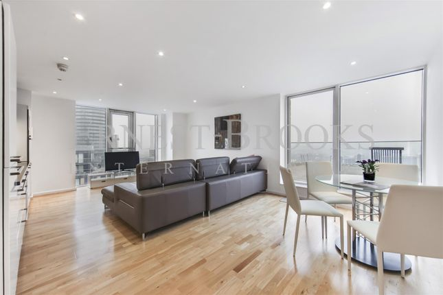 Thumbnail Flat to rent in Ability Place, 37 Millharbour, Canary Wharf