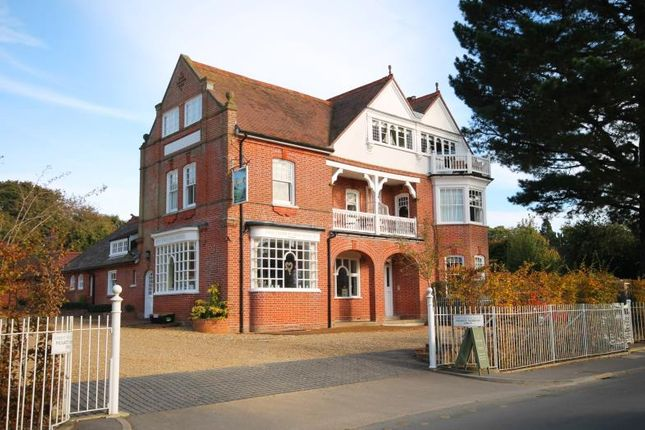 Thumbnail Flat to rent in Sway, Lymington, Hampshire