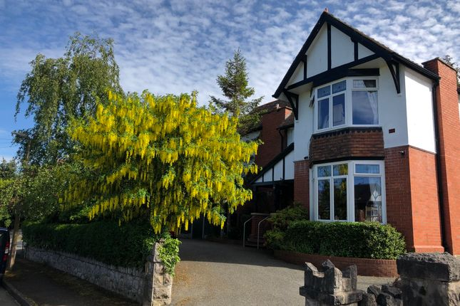Thumbnail Detached house for sale in Woodhill Road, Colwyn Bay