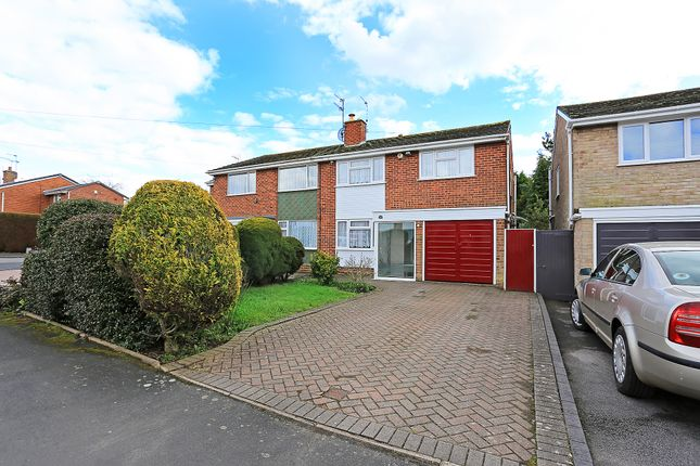 Thumbnail Semi-detached house for sale in Arden Close, Meriden, Coventry