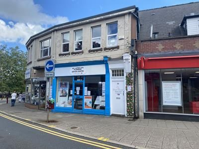 Thumbnail Retail premises to let in 26 Cardiff Road, Caerphilly