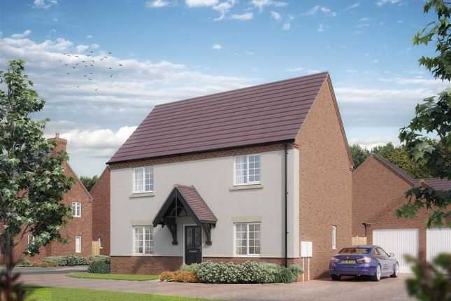 Thumbnail Detached house for sale in Uttoxeter Road, Hill Ridware, Rugeley