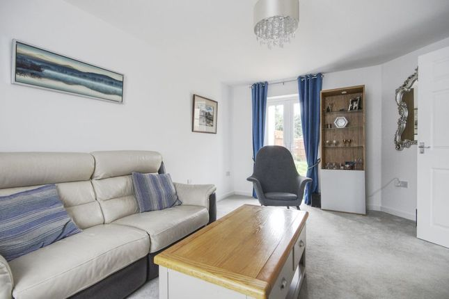 Living Room of Sea King Close, Bickington, Barnstaple EX31
