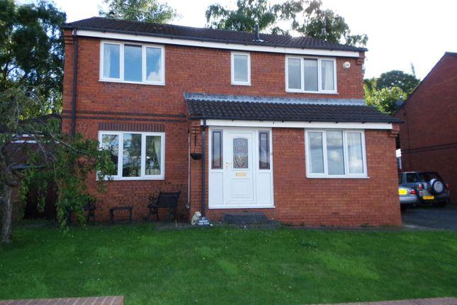 Thumbnail Detached house for sale in Shibdon Park View, Blaydon-On-Tyne