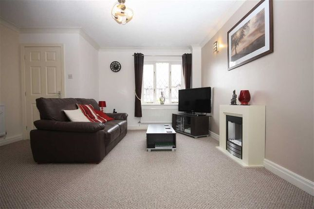 Lounge of Burghley Court, Leyland PR25