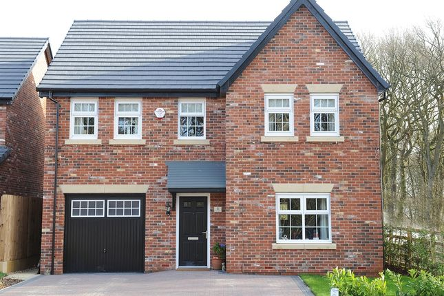 "Thumbnail Detached house for sale in ""The Harley "" at Clydesdale Road, Lightfoot Green, Preston"