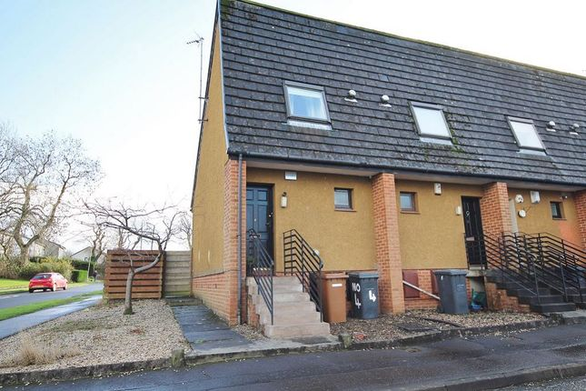 Thumbnail Terraced house to rent in Alloway Drive, Newton Mearns, Glasgow