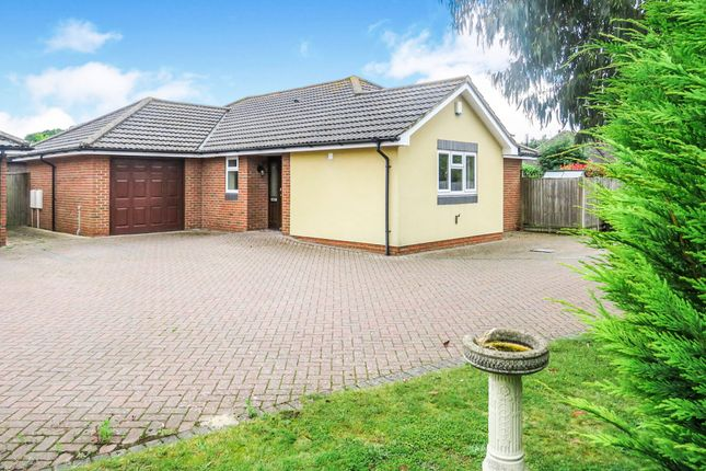 Thumbnail Detached bungalow for sale in Pollys Close, Crossways, Dorchester