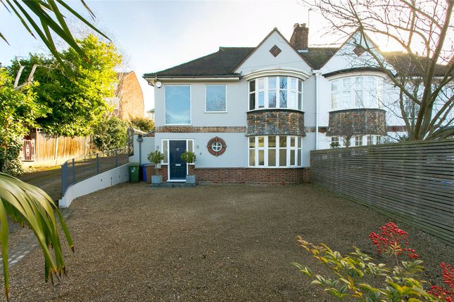 Thumbnail Semi-detached house for sale in Brenchley Gardens, London