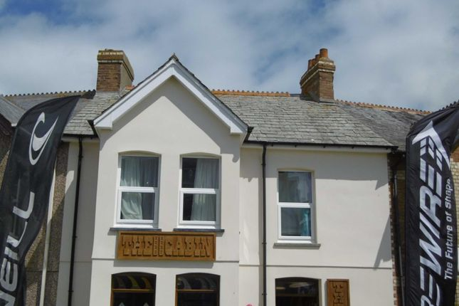 Thumbnail Flat to rent in Morwenna Terrace, Bude