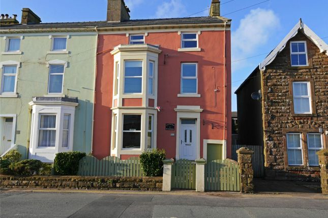Thumbnail End terrace house for sale in Tomlin House, Beach Road, St Bees, Cumbria