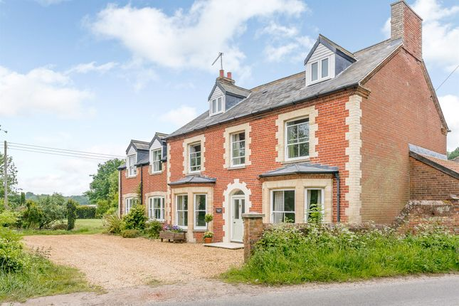 Thumbnail Detached house for sale in Aylsham Road, Swanton Abbott, Norwich
