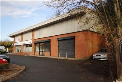 Light industrial to let in Former Hss Hire Unit, Dudley Road, Halesowen