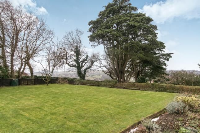 Garden of Peulwys Lane, Old Colwyn, Colwyn Bay, Conwy LL29