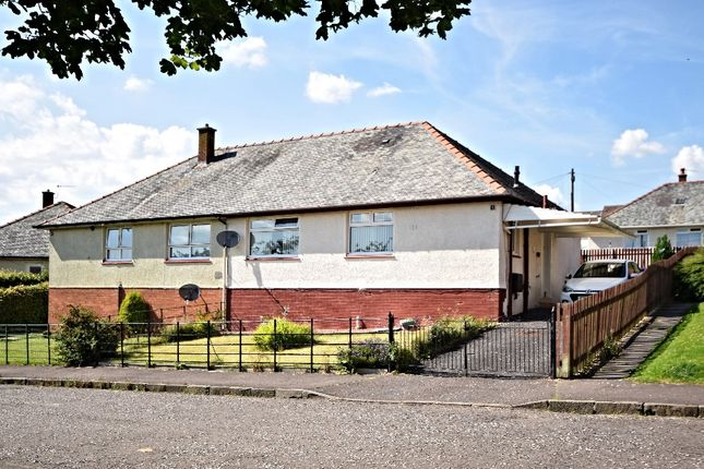 Thumbnail Semi-detached bungalow for sale in Gallowhill Quadrant, Coylton, Ayr