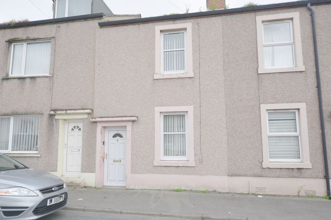 Thumbnail Terraced house for sale in Grasslot, Maryport