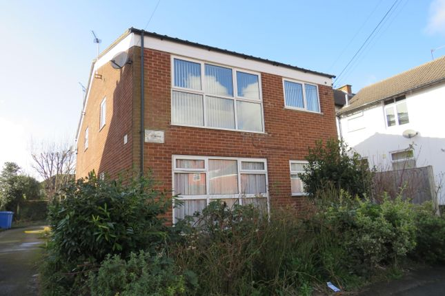 Thumbnail Flat to rent in Heyworth Street, Derby