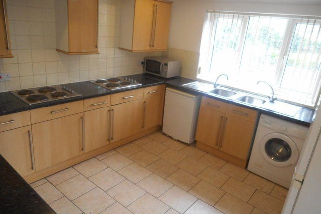 Thumbnail Terraced house to rent in Woodville Road, Cathays Cardiff