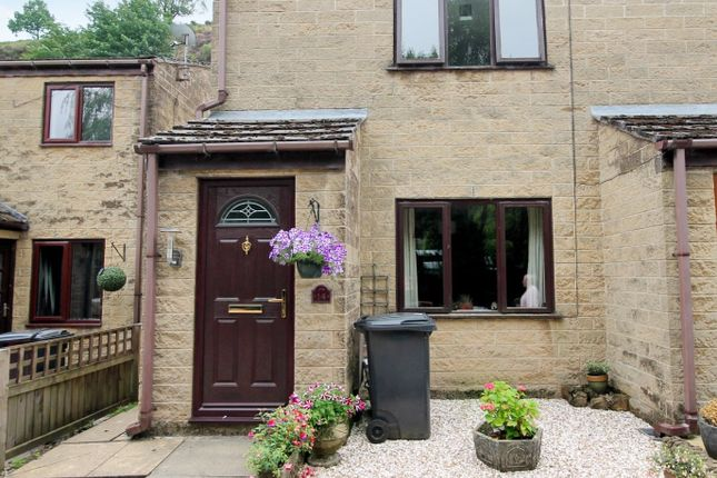 Thumbnail End terrace house for sale in Caldicott Close, Todmorden