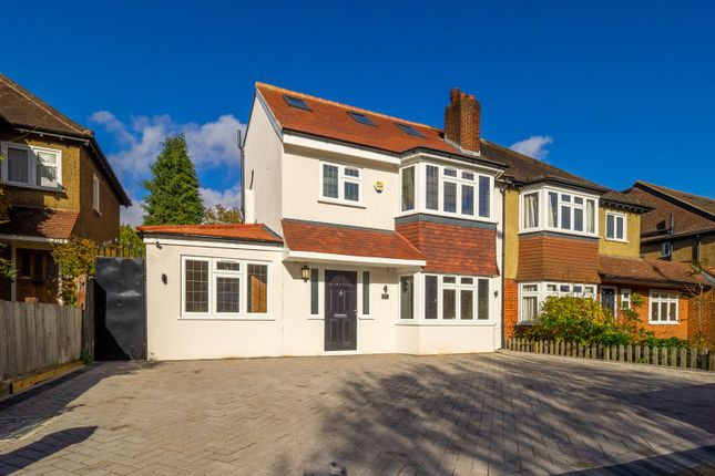 Thumbnail Semi-detached house for sale in Mulgrave Road, Cheam, Sutton