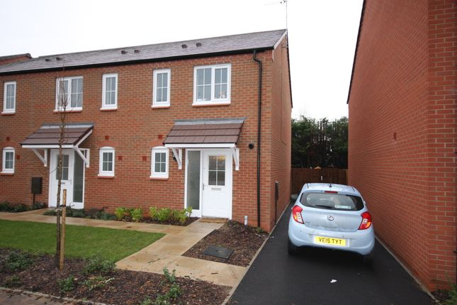 2 bed end terrace house for sale in Oak Place, Bidford On Avon