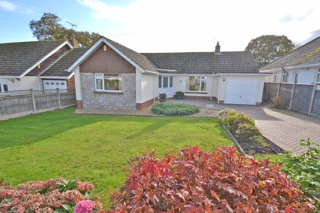 Thumbnail 3 bed detached bungalow for sale in Malden Road, Sidford, Sidmouth