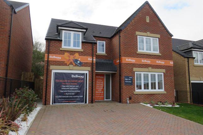 Thumbnail Detached house for sale in Glaisdale Road, Guisborough