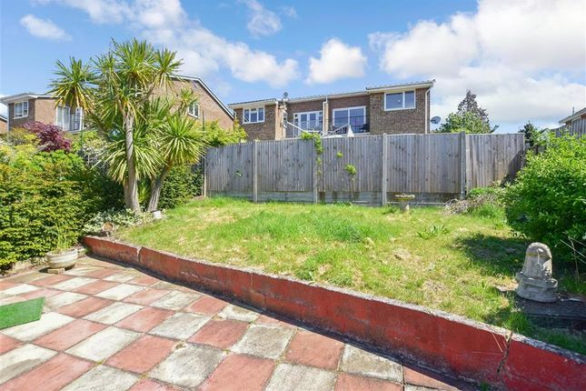 Rear Garden of Swallow Avenue, Whitstable, Kent CT5