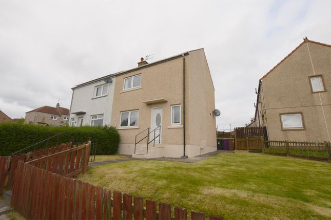 Thumbnail Semi-detached house for sale in 97 Lawson Drive, Ardrossan